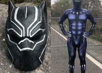 Black Panther Cosplay guide