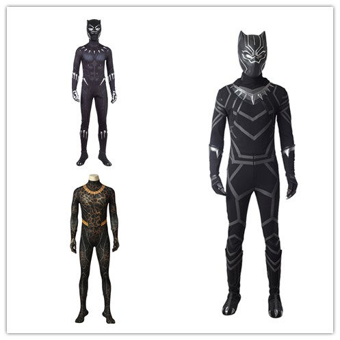 Guide to Choosing a perfect Black Panther Cosplay Costume